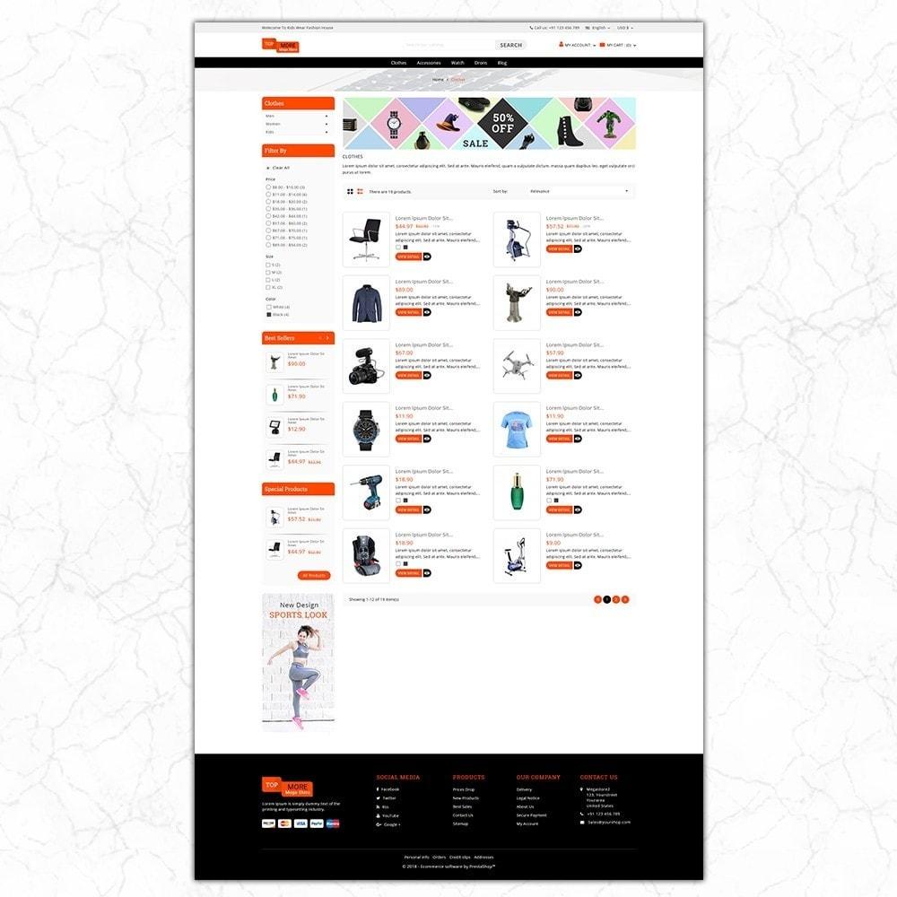 theme - Мода и обувь - megastore2 - 3