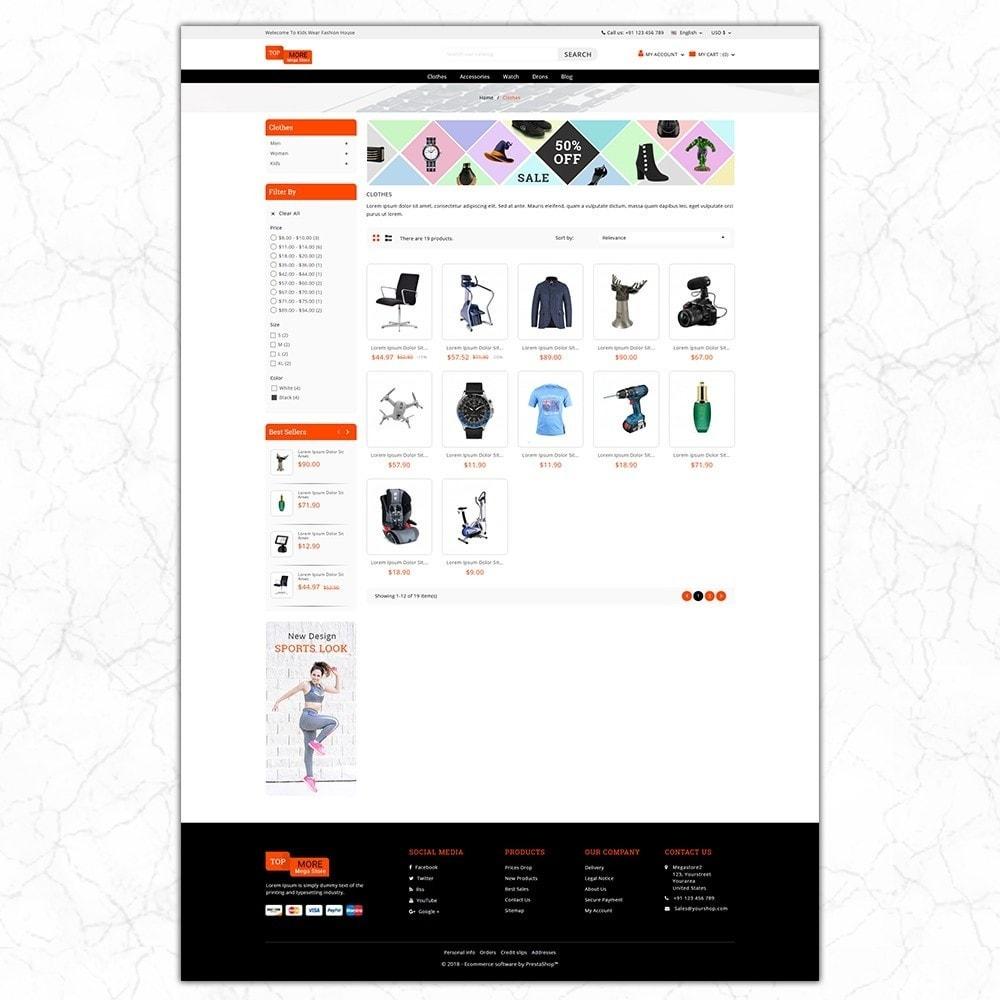 theme - Мода и обувь - megastore2 - 4