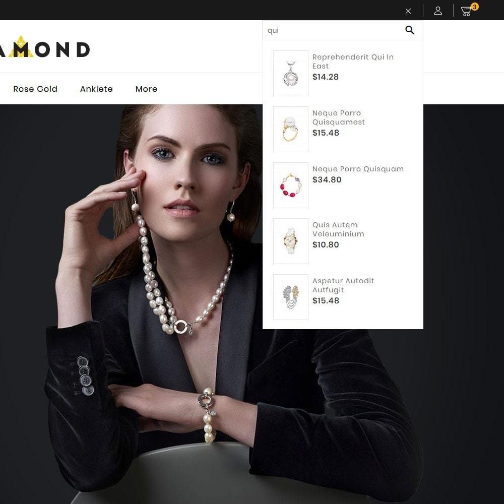 theme - Bellezza & Gioielli - Diamond Jewelry - 10