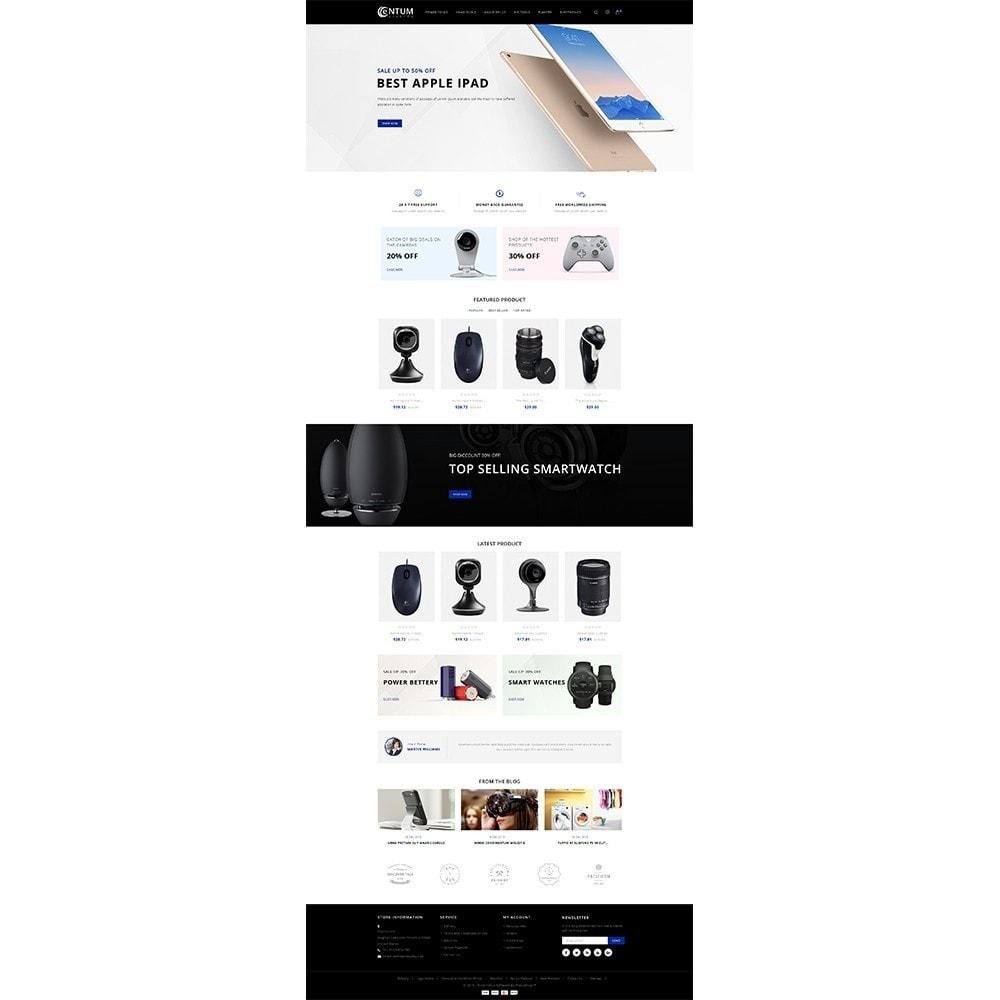 theme - Elektronik & High Tech - Entum Electro Store - 2