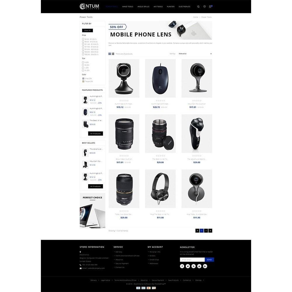 theme - Elektronica & High Tech - Entum Electro Store - 3