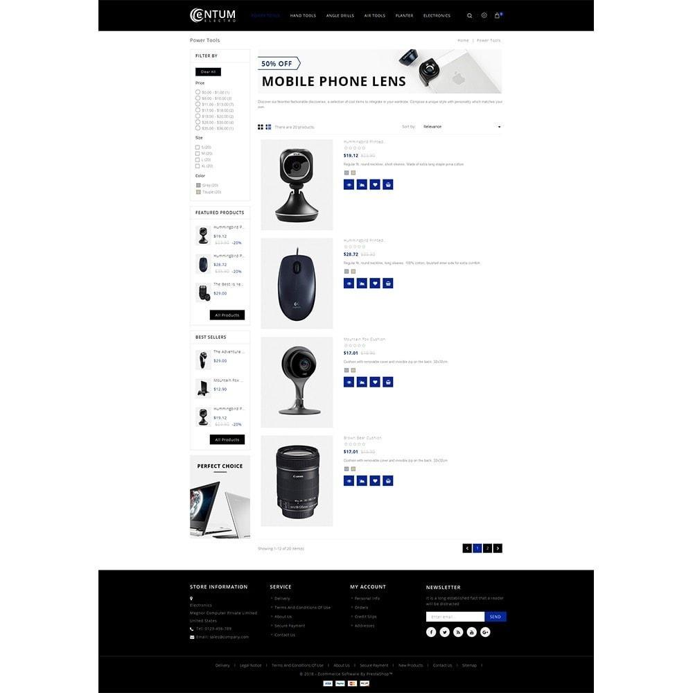 theme - Elektronica & High Tech - Entum Electro Store - 4