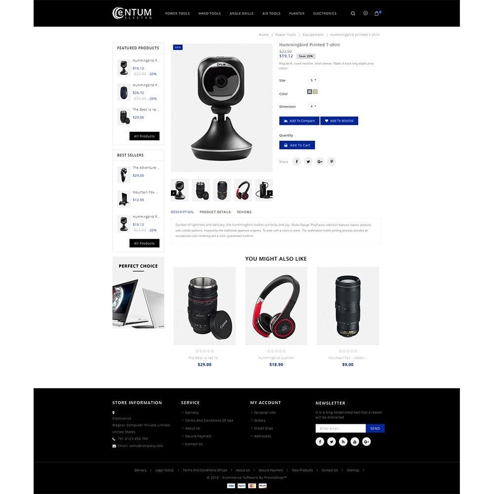 theme - Elektronica & High Tech - Entum Electro Store - 5