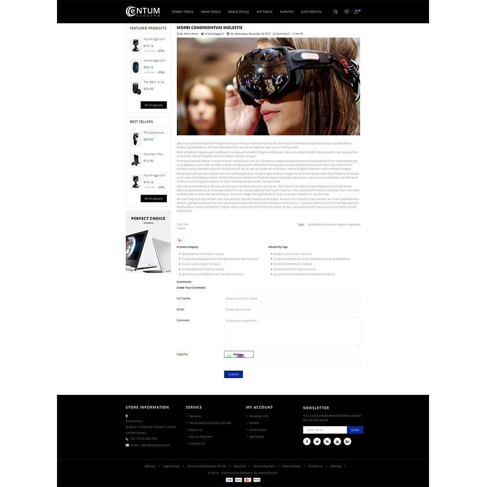theme - Elektronik & High Tech - Entum Electro Store - 6