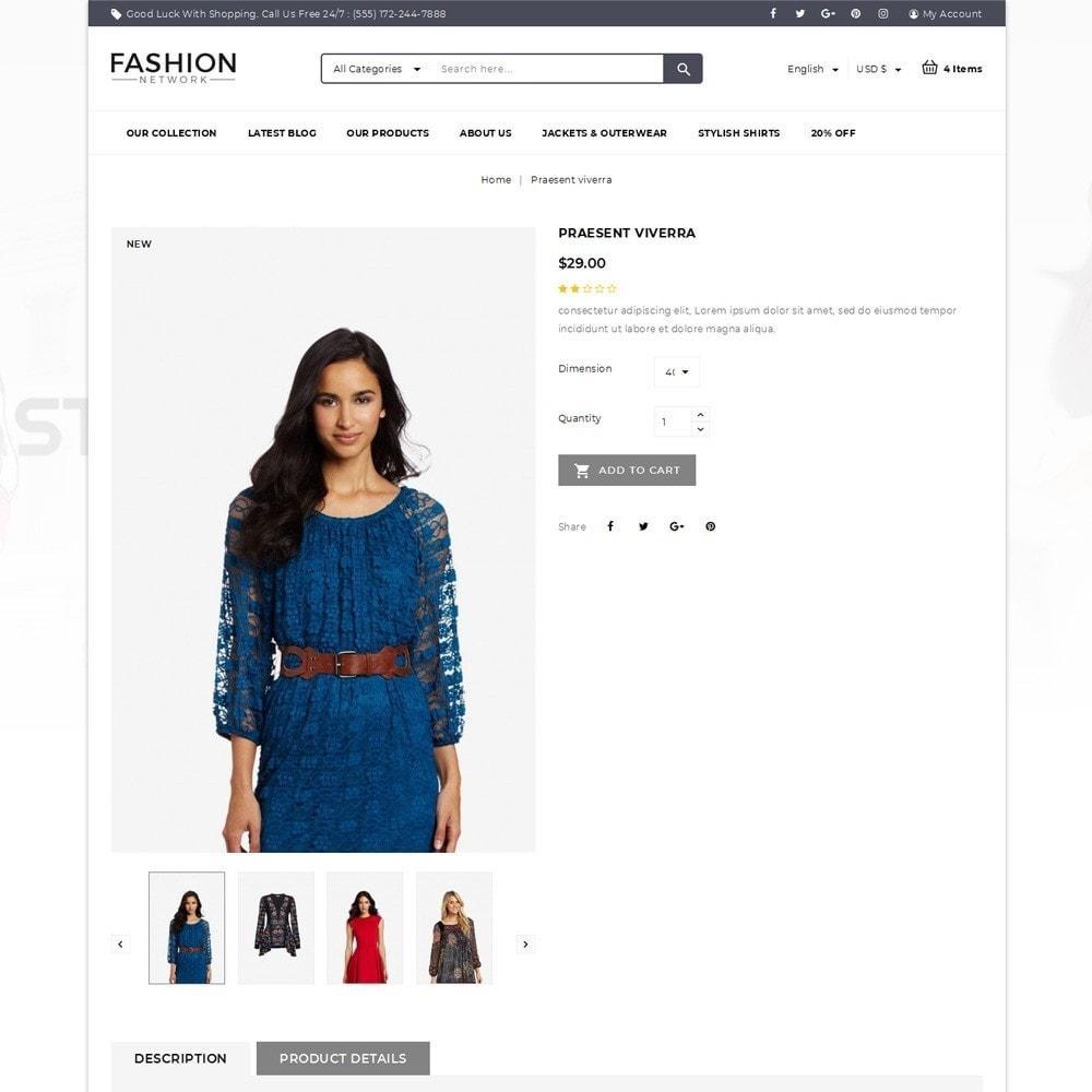 theme - Moda & Calzature - Fashion Network - The Fashion Shop - 5