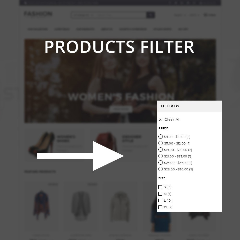 theme - Moda & Calzature - Fashion Network - The Fashion Shop - 7