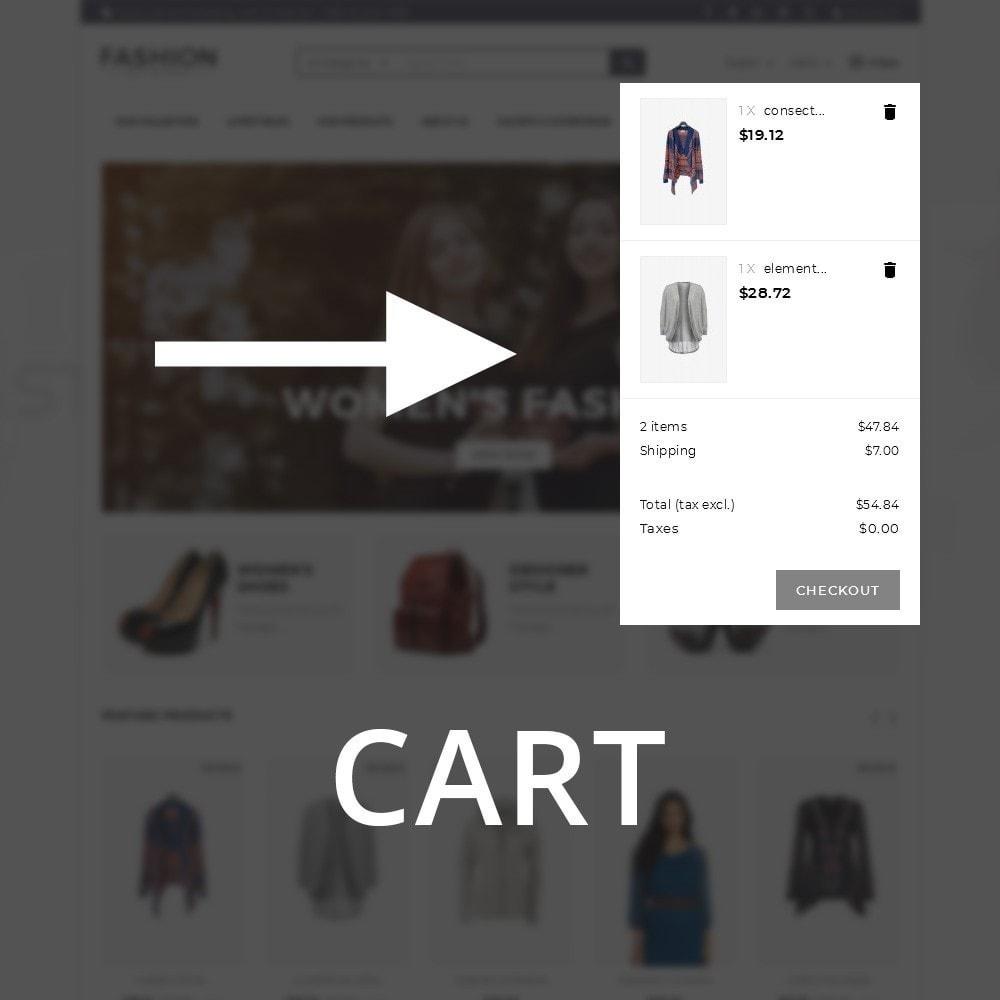 theme - Moda & Calzature - Fashion Network - The Fashion Shop - 9