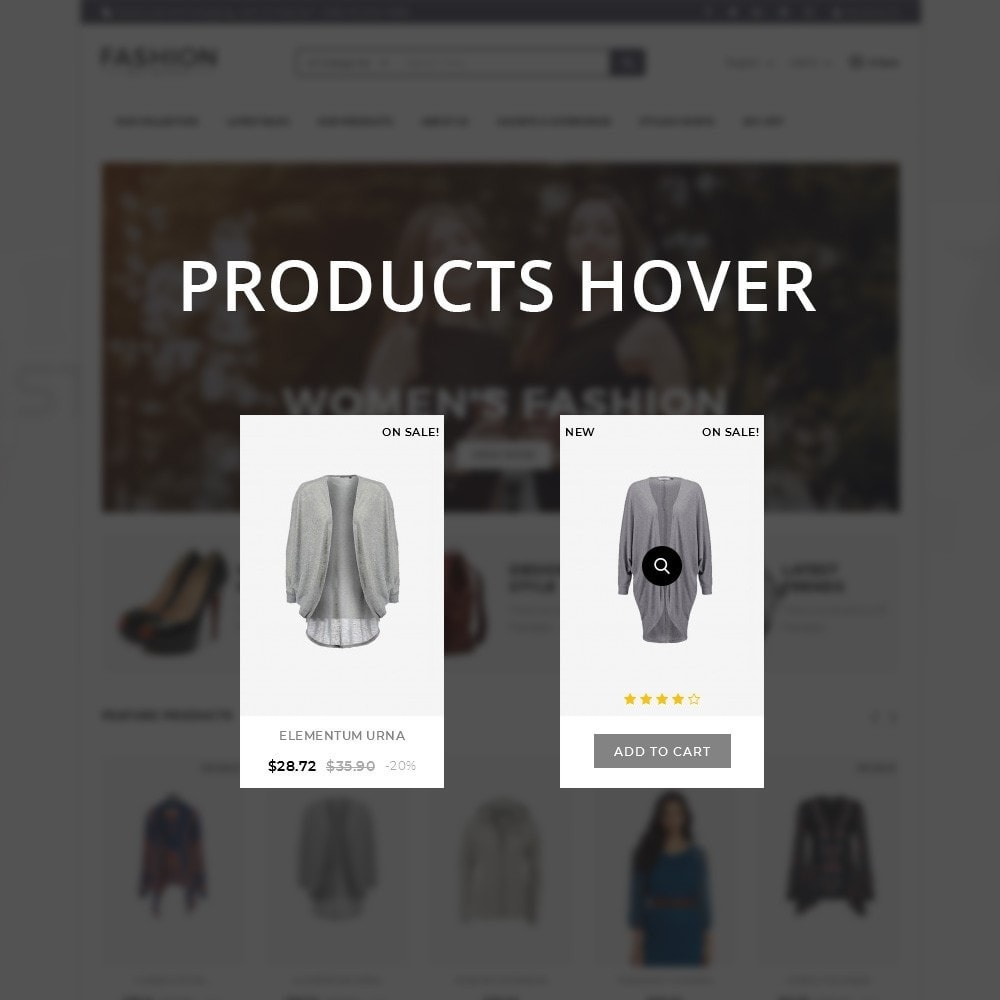 theme - Moda & Calzature - Fashion Network - The Fashion Shop - 10