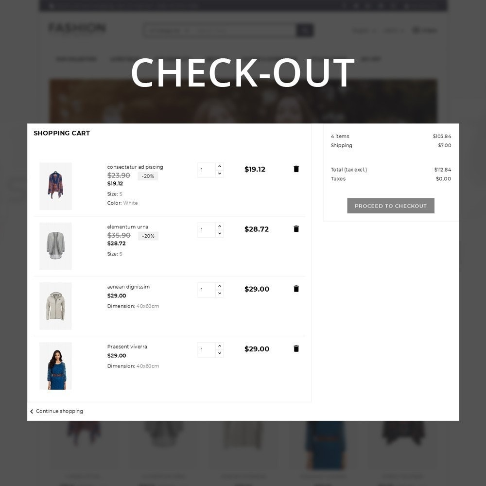theme - Moda & Calzature - Fashion Network - The Fashion Shop - 12