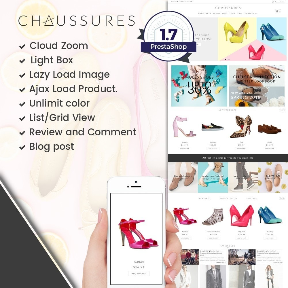 theme - Mode & Schuhe - Chaussures Fashion - 1
