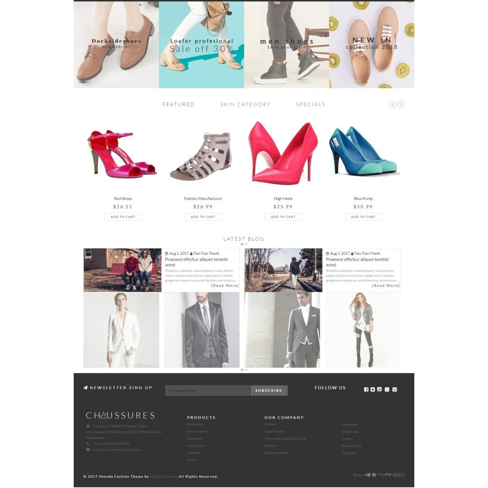 theme - Mode & Schuhe - Chaussures Fashion - 3