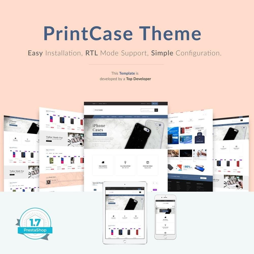 theme - Electronique & High Tech - Print Case Collection - 1