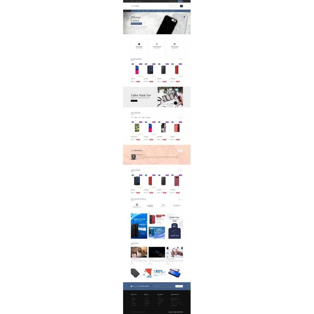 theme - Electronique & High Tech - Print Case Collection - 2