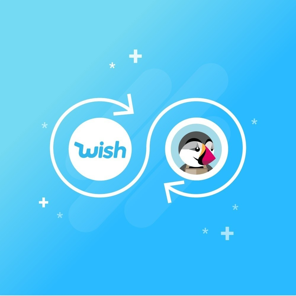 module - Marketplaces - Wish official integration - 1
