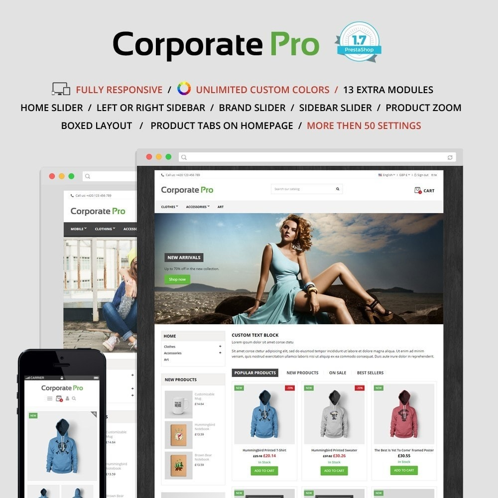 theme - Home & Garden - Corporate Pro 1.7 - 1