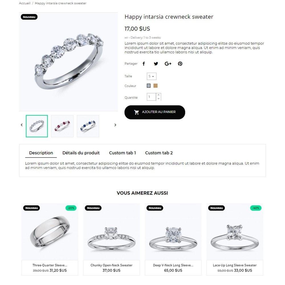 theme - Ювелирные изделия и Аксессуары - Nephrite - Jewelry Store - 5