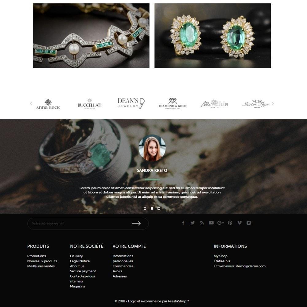 theme - Ювелирные изделия и Аксессуары - Nephrite - Jewelry Store - 8