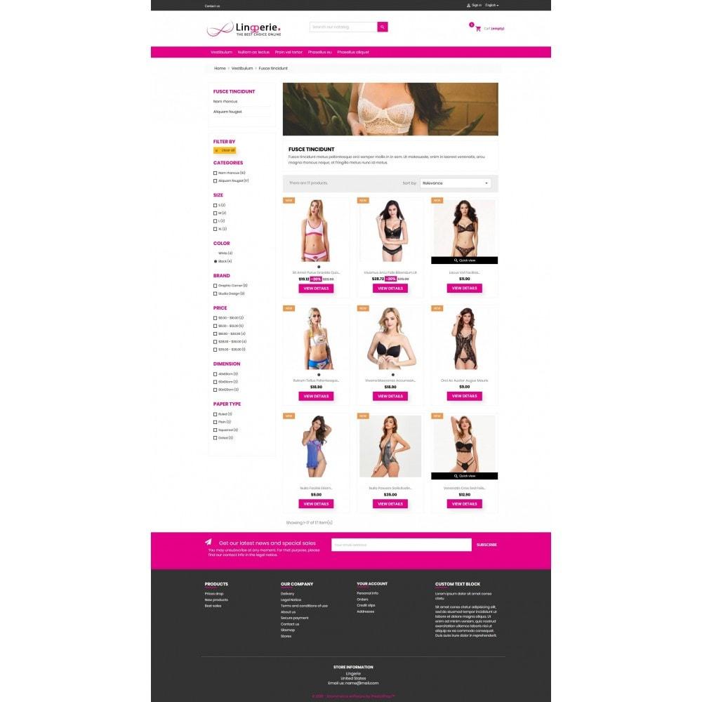 theme - Lingerie & Adult - Lingerie winkel premium GB106 - 3