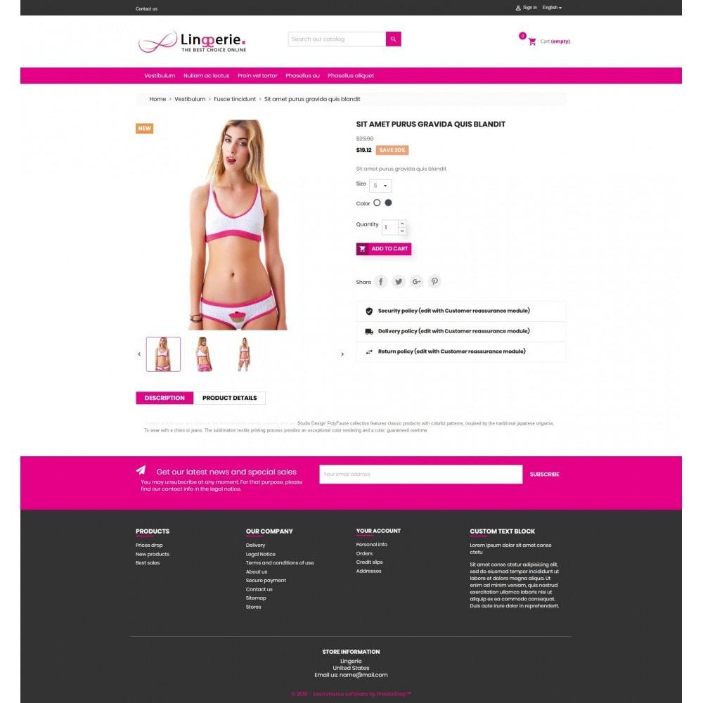 theme - Lingerie & Adult - Lingerie winkel premium GB106 - 4