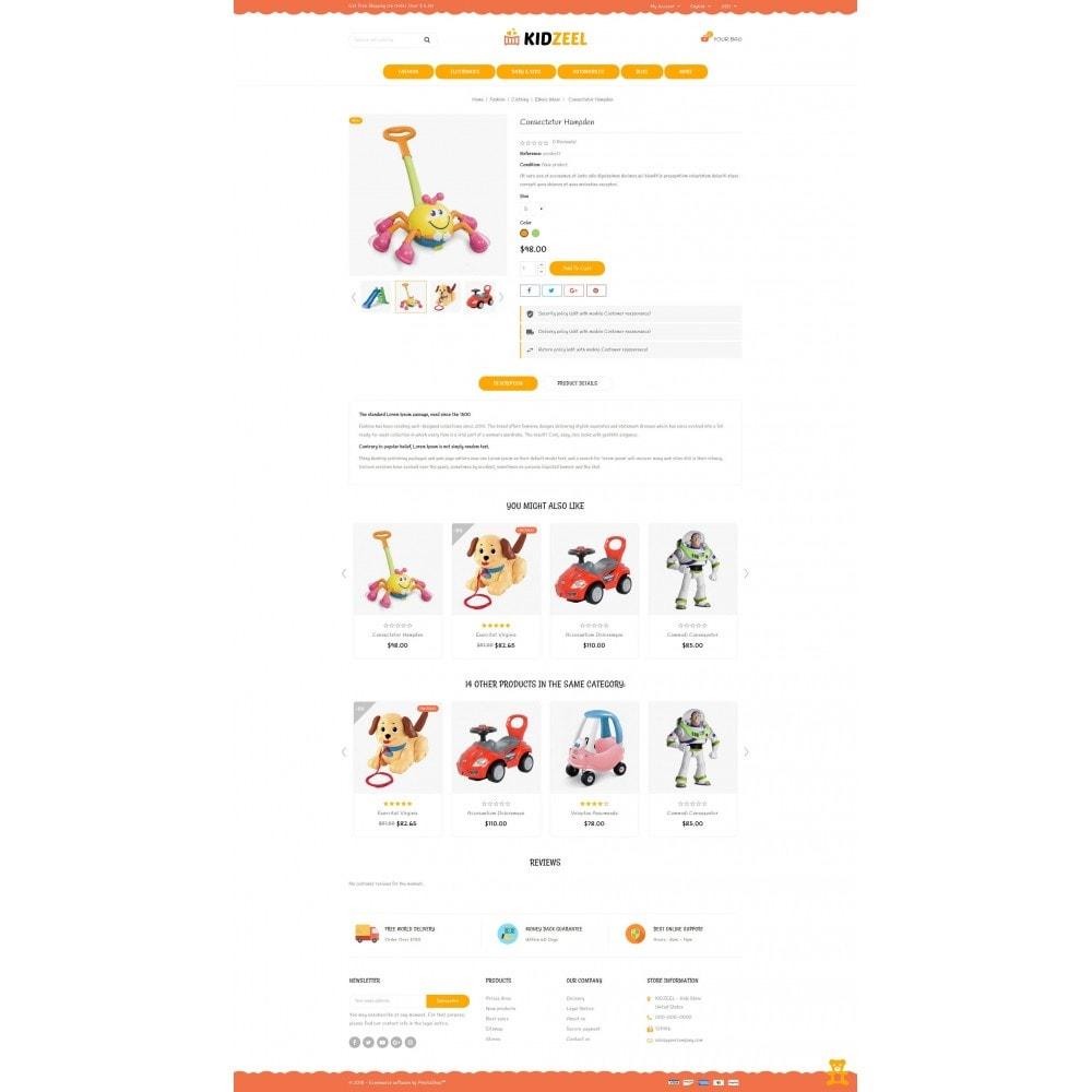theme - Niños y Juguetes - KidZeel - Toys Store - 5