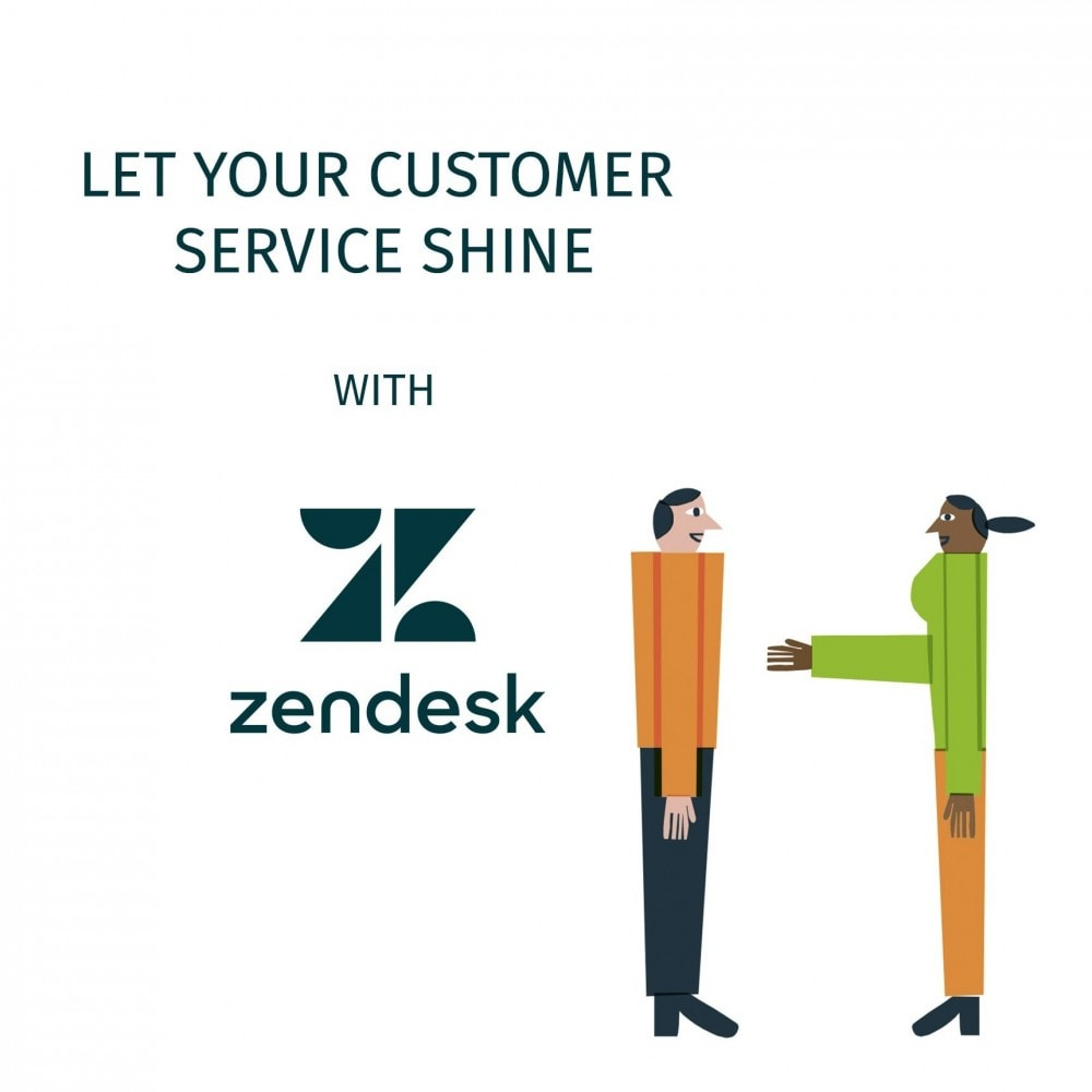 module - Послепродажное обслуживание - Official Zendesk - 1
