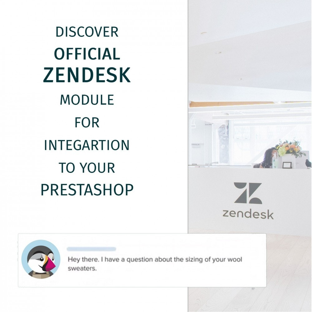 module - Kundenservice - Official Zendesk - 2