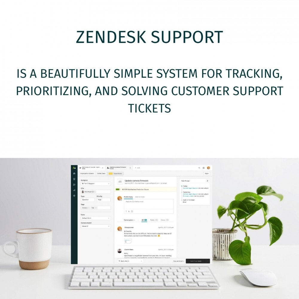module - Kundenservice - Official Zendesk - 3