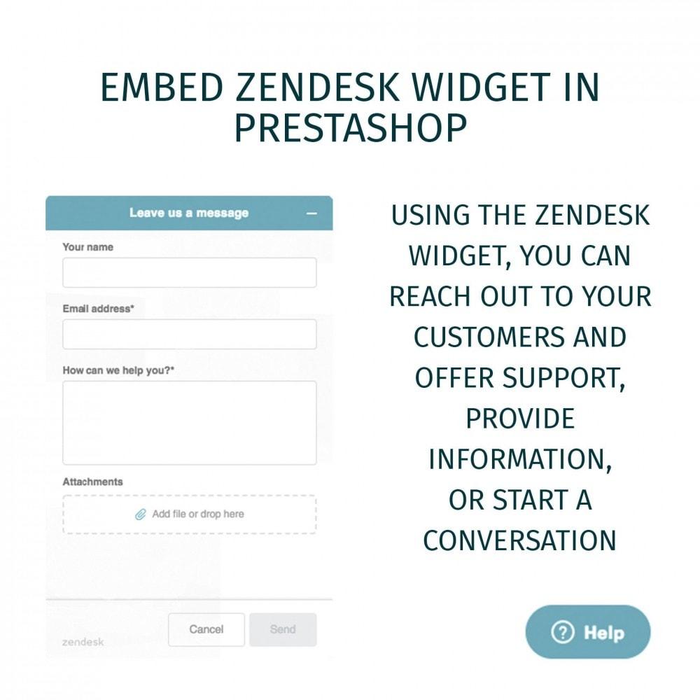 module - Kundenservice - Official Zendesk - 5