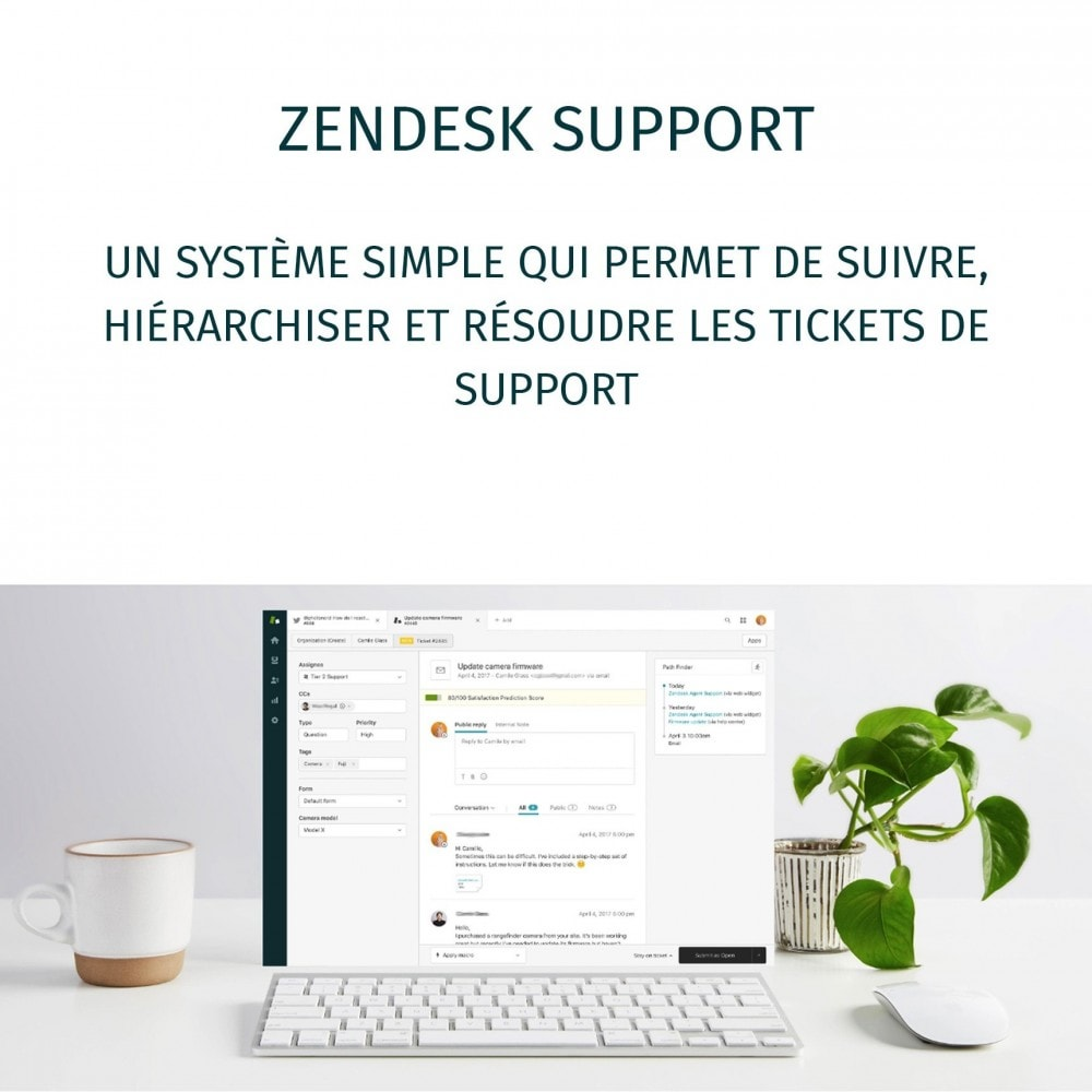 module - Service Client - Zendesk Officiel - 3