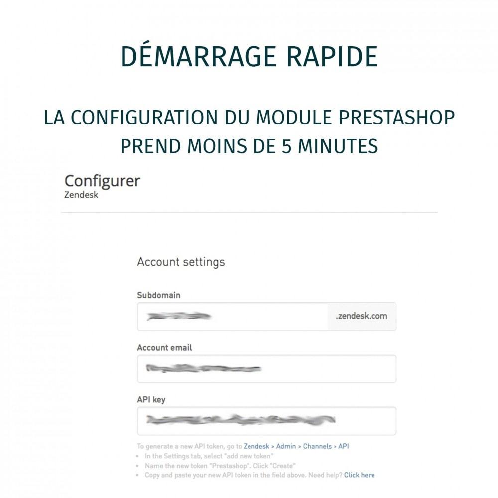 module - Service Client - Zendesk Officiel - 4