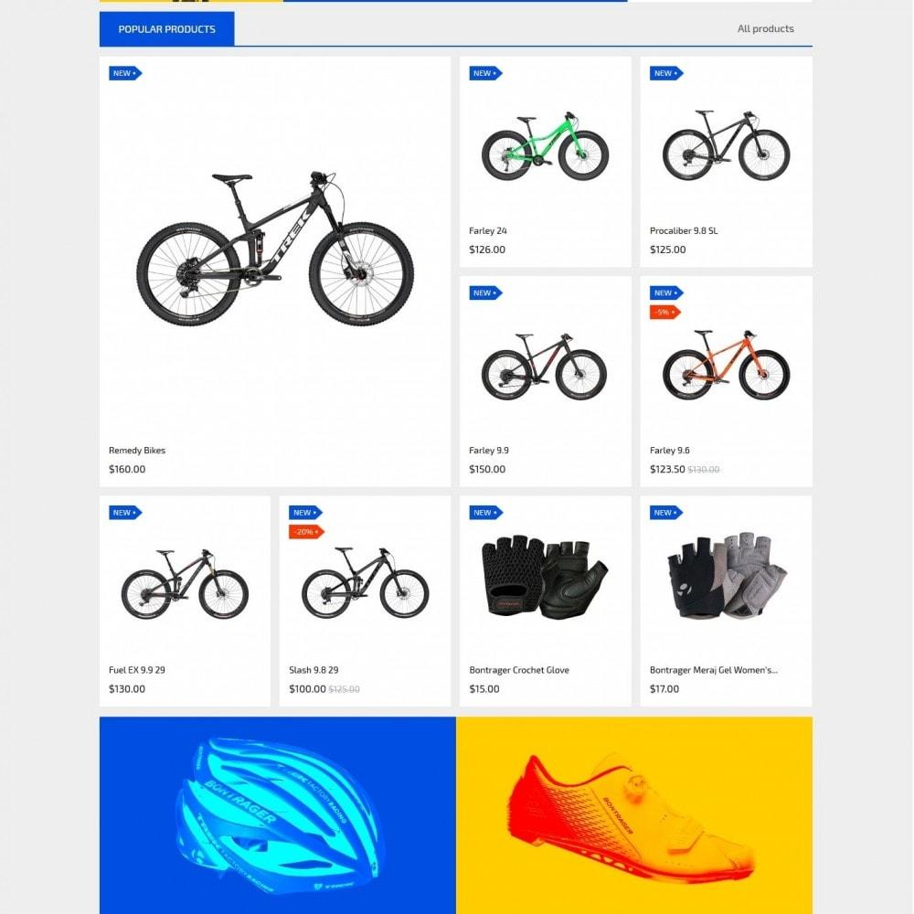 theme - Desporto, Actividades & Viagens - Fast Bike - 3
