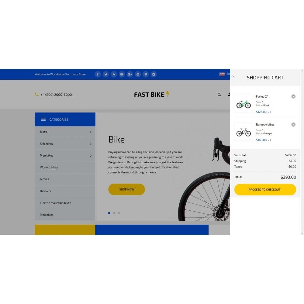 theme - Sports, Activities & Travel - Fast Bike - 7