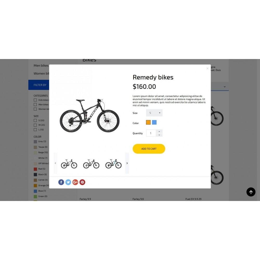theme - Desporto, Actividades & Viagens - Fast Bike - 10