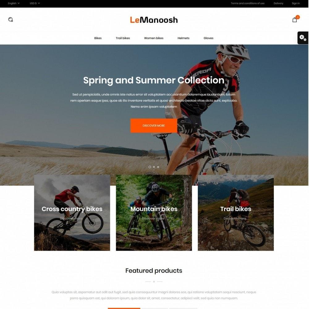 theme - Sports, Activities & Travel - LeManoosh - 2