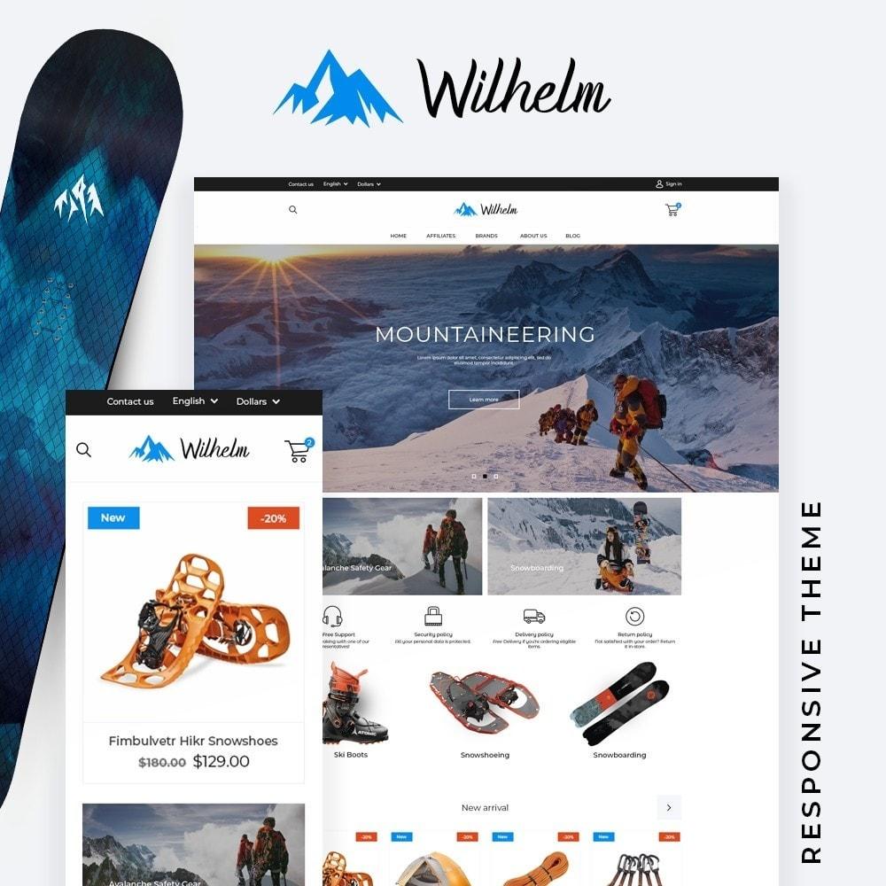 theme - Desporto, Actividades & Viagens - Wilhelm - 1