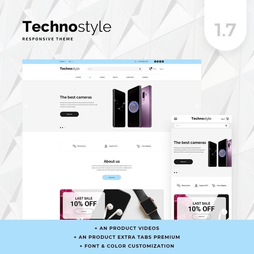 theme - Elektronik & High Tech - Technostyle - High-tech Shop - 1
