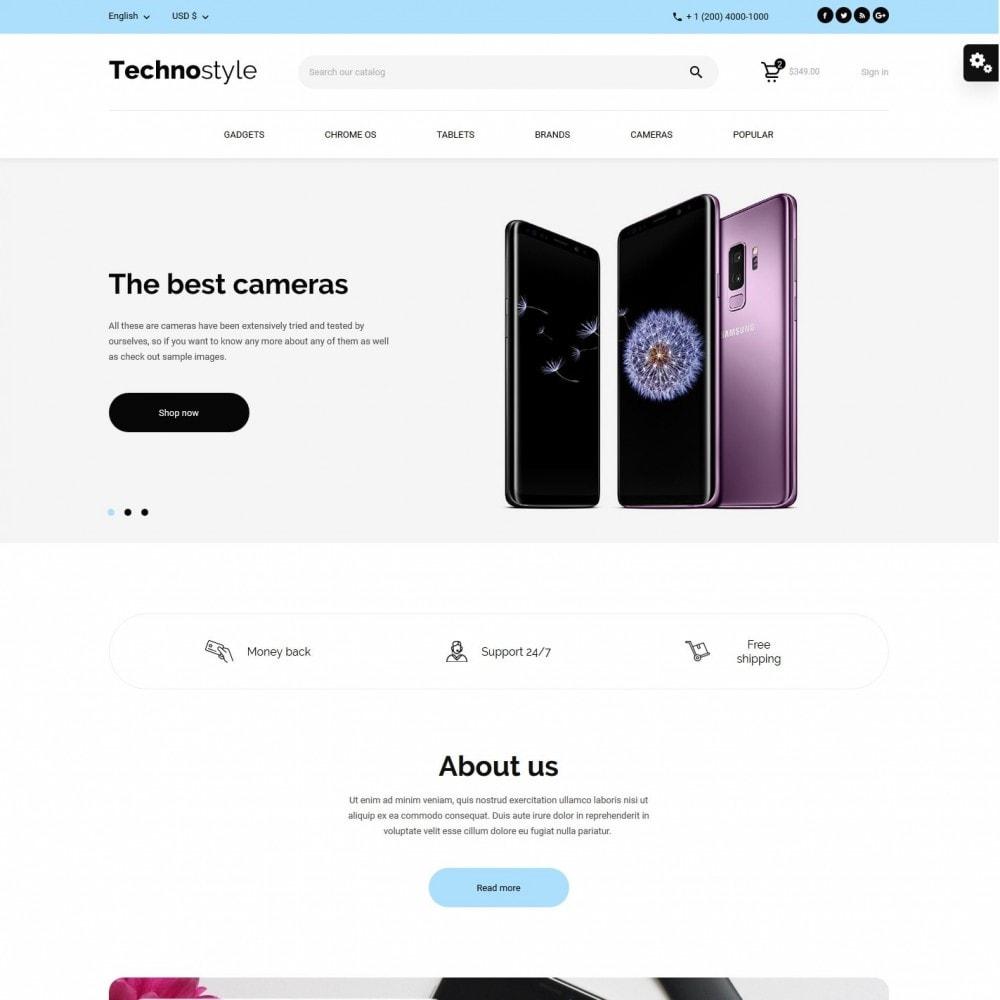 theme - Elektronik & High Tech - Technostyle - High-tech Shop - 2