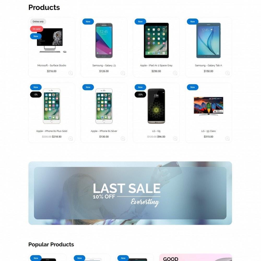 theme - Elektronik & High Tech - Technostyle - High-tech Shop - 3