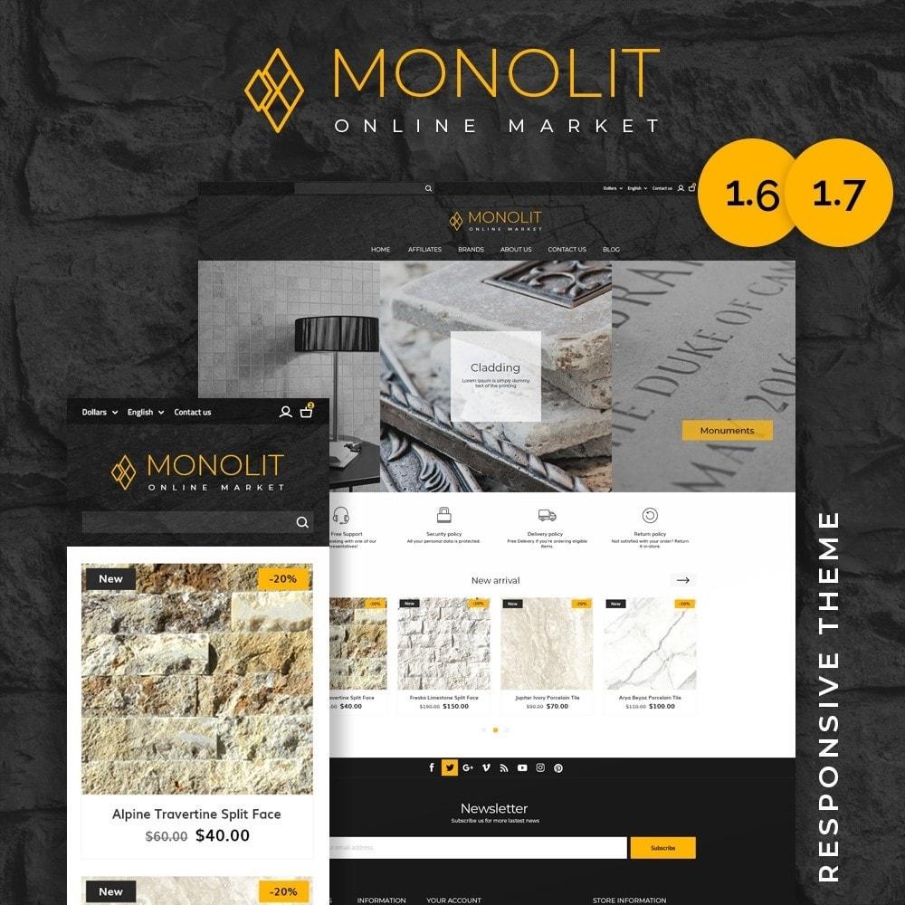 theme - Arte e Cultura - Monolit - 1