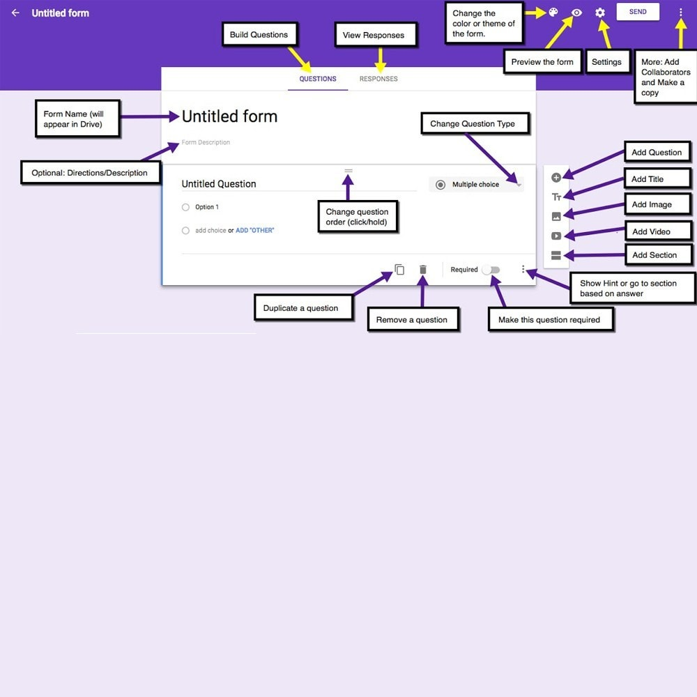 module - Formulário de contato & Pesquisas - Google Forms Integration - 6