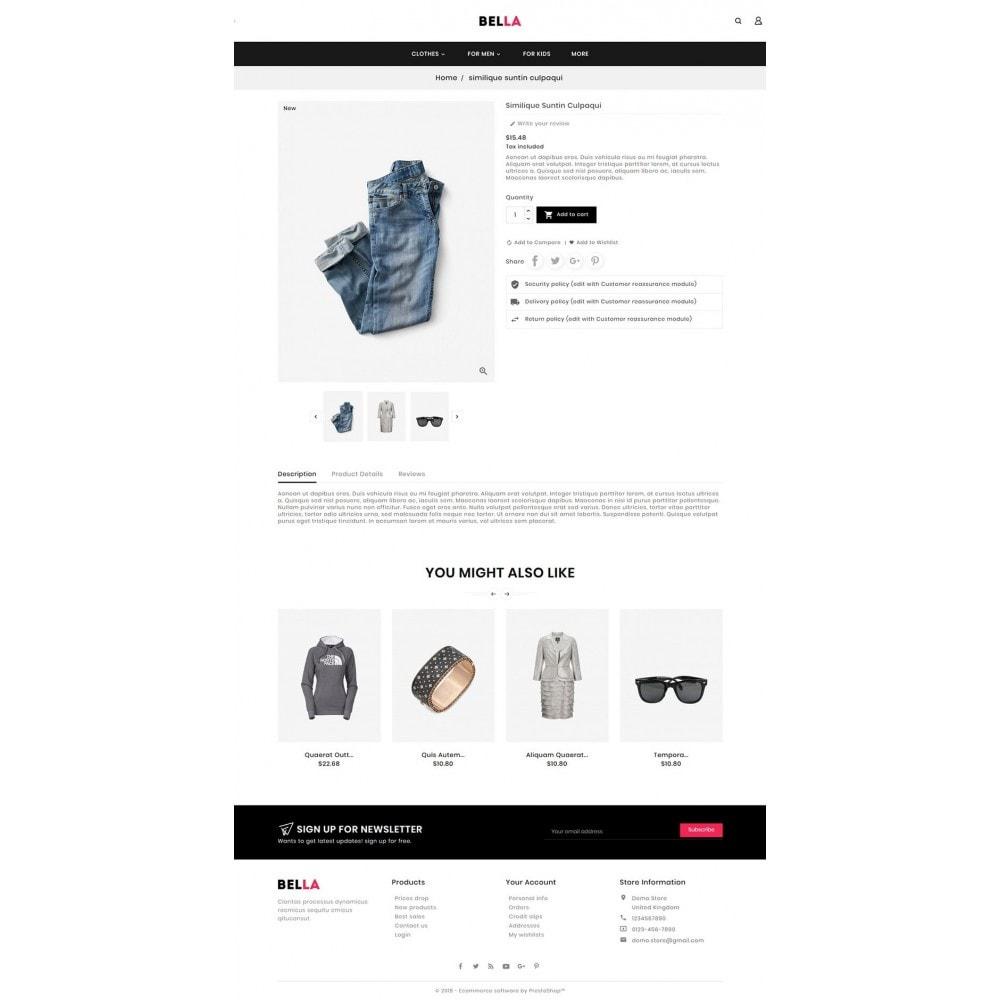 theme - Moda y Calzado - Bella Fashion Apparels - 5