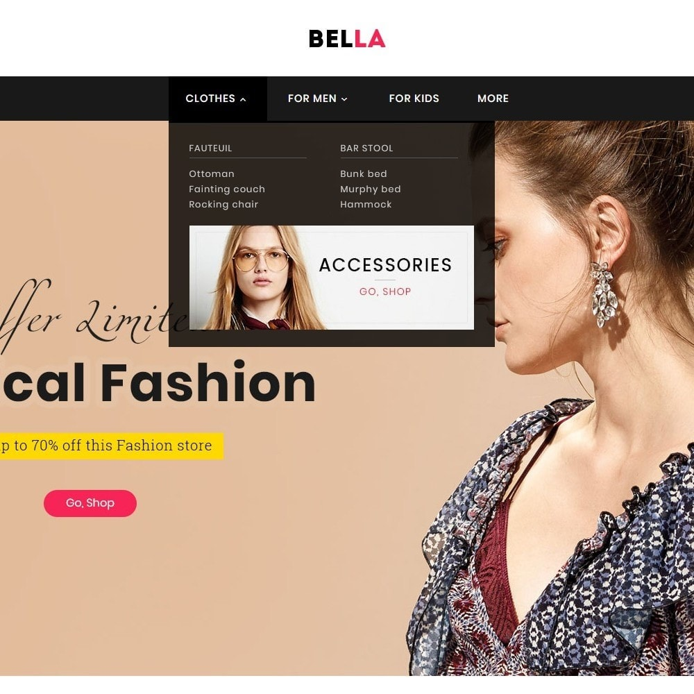 theme - Mode & Chaussures - Bella Fashion Apparels - 9