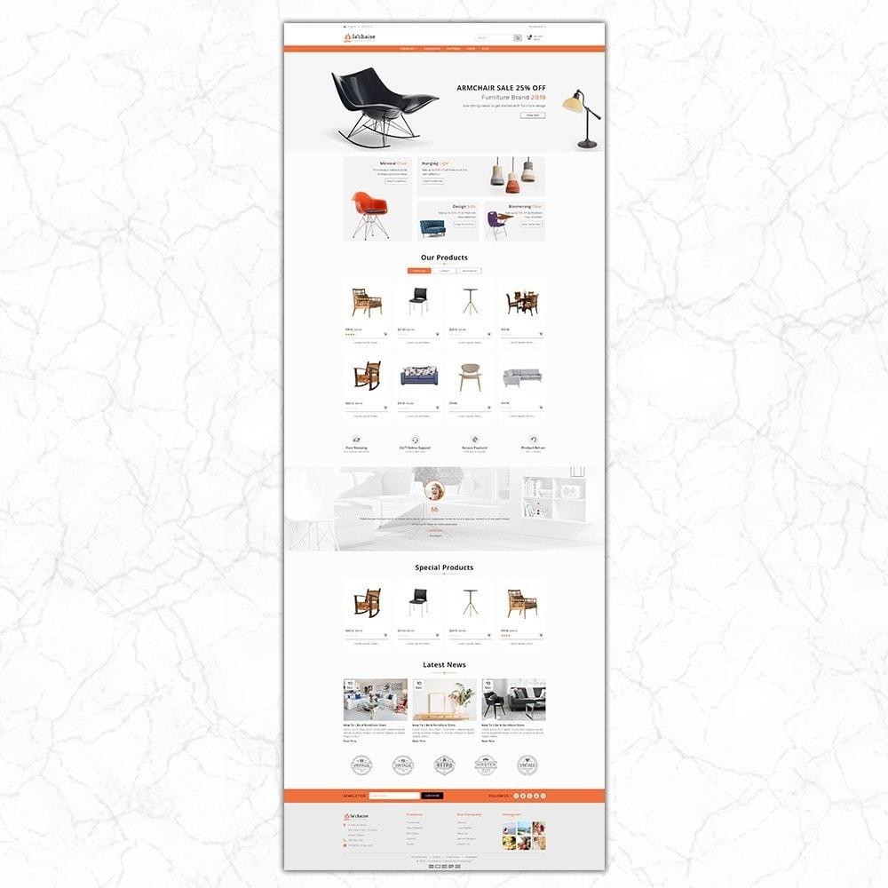 theme - Fashion & Shoes - Furniture store - 2
