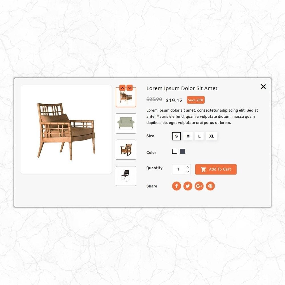 theme - Fashion & Shoes - Furniture store - 5
