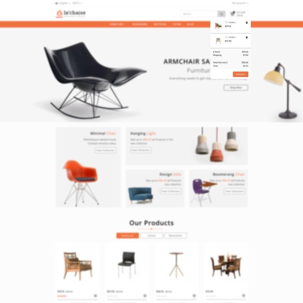 theme - Fashion & Shoes - Furniture store - 7