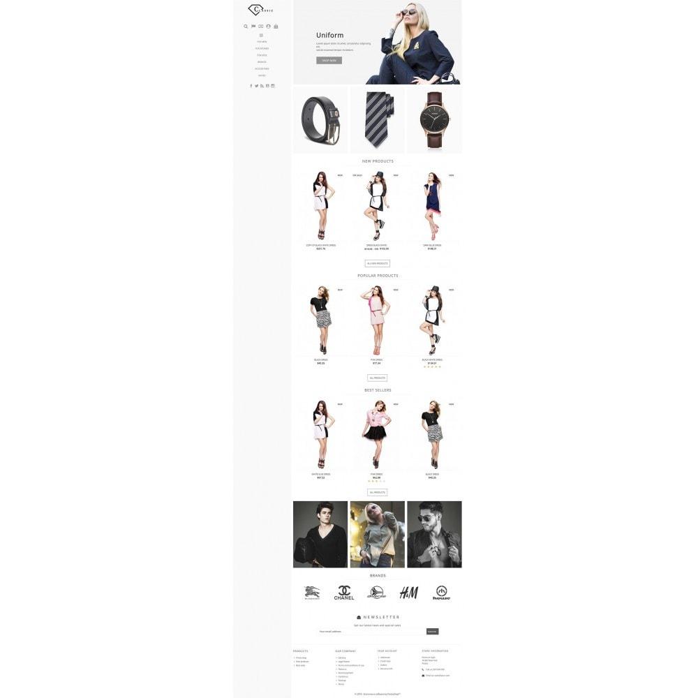 theme - Moda & Calzature - Classic Fashion - 2