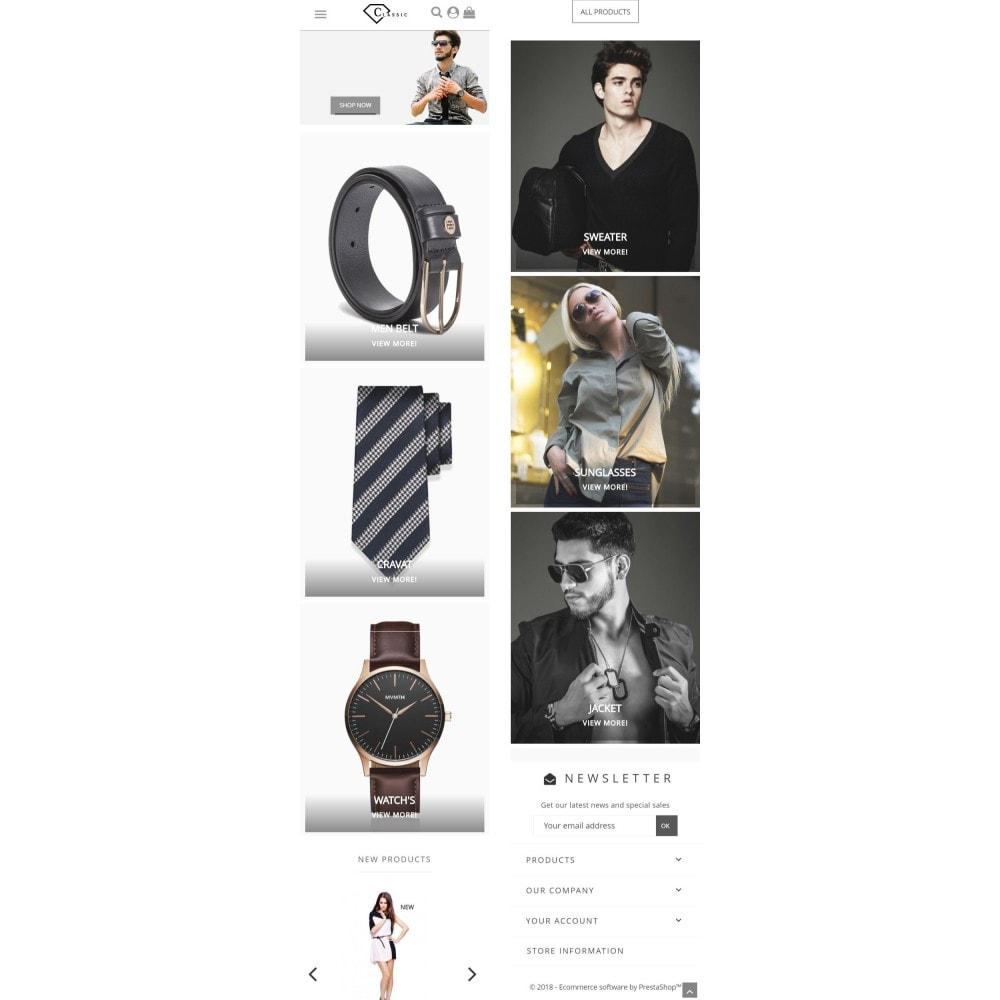 theme - Moda & Calçados - Classic Fashion - 5
