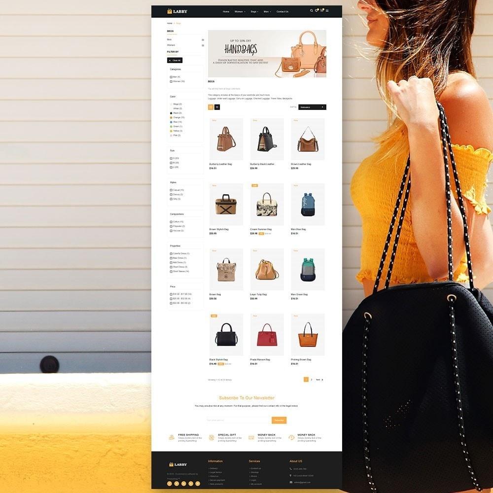 theme - Schmuck & Accesoires - Tasche Parallax Store - 4