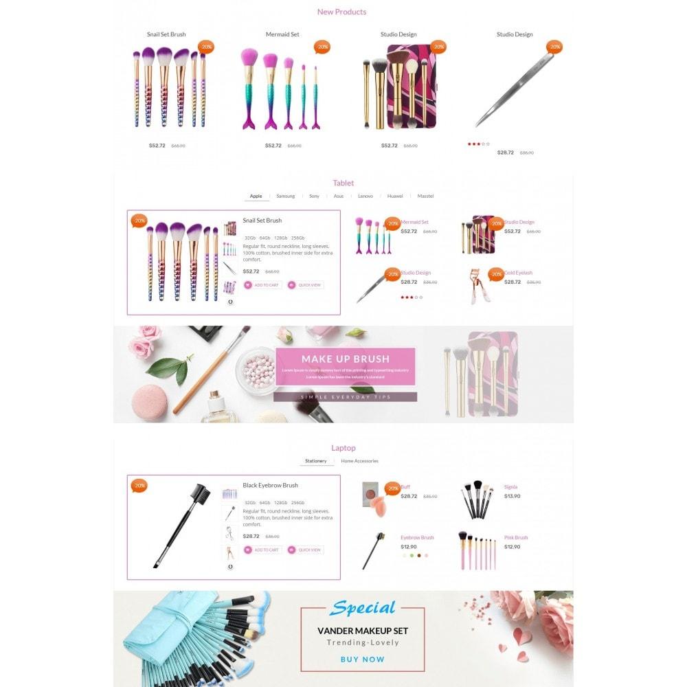 theme - Saúde & Beleza - Beauty Love Maquillage - 4