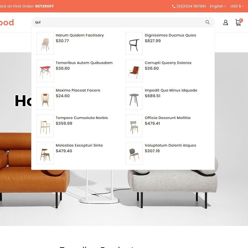 theme - Dom & Ogród - FurniWood - Sofa & Chairs - 9